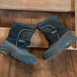Toddler size 9 Totes snow boots